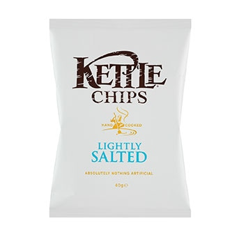 Kettle Chips, Lightly Salted