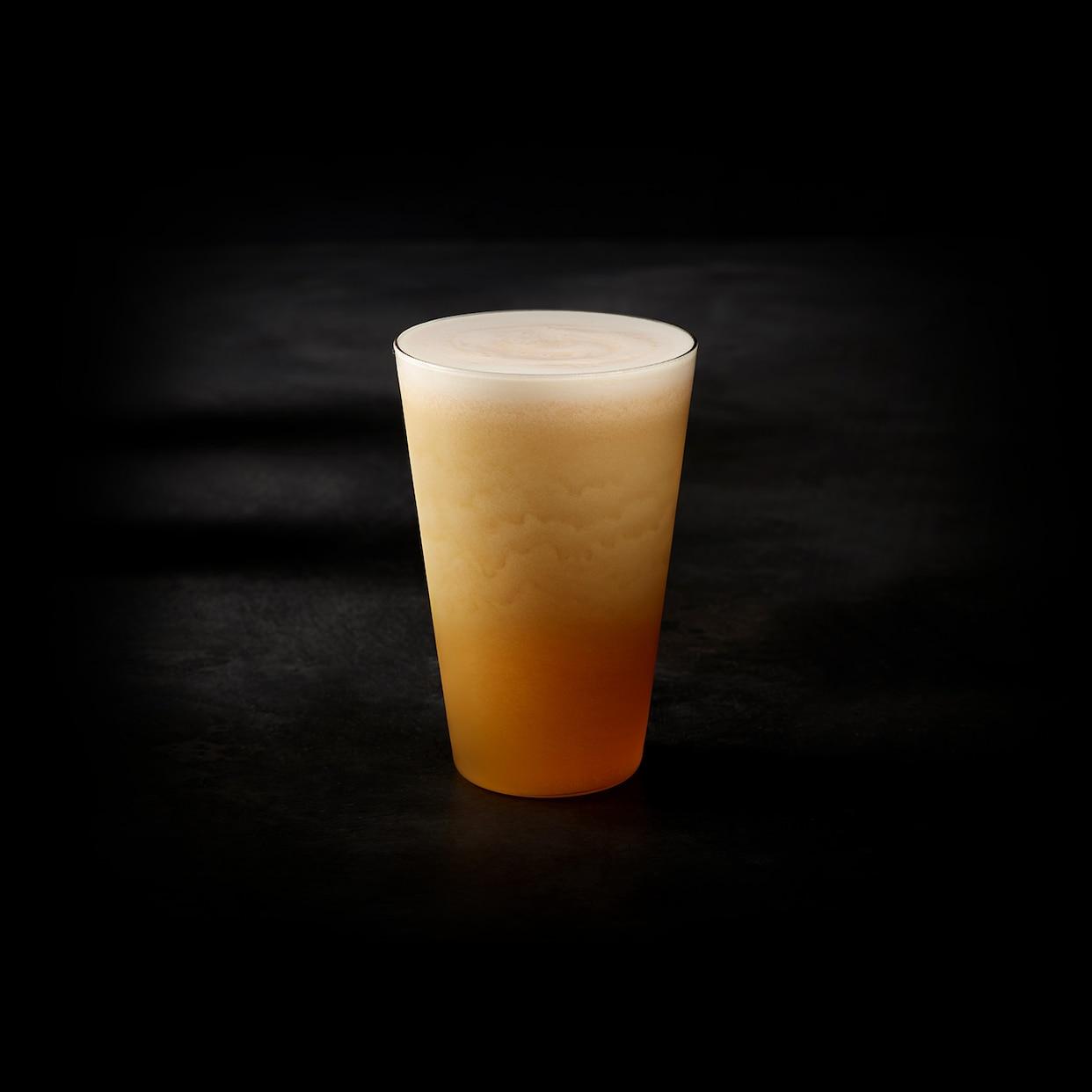Nitro Teavana® Peach Tea: Starbucks