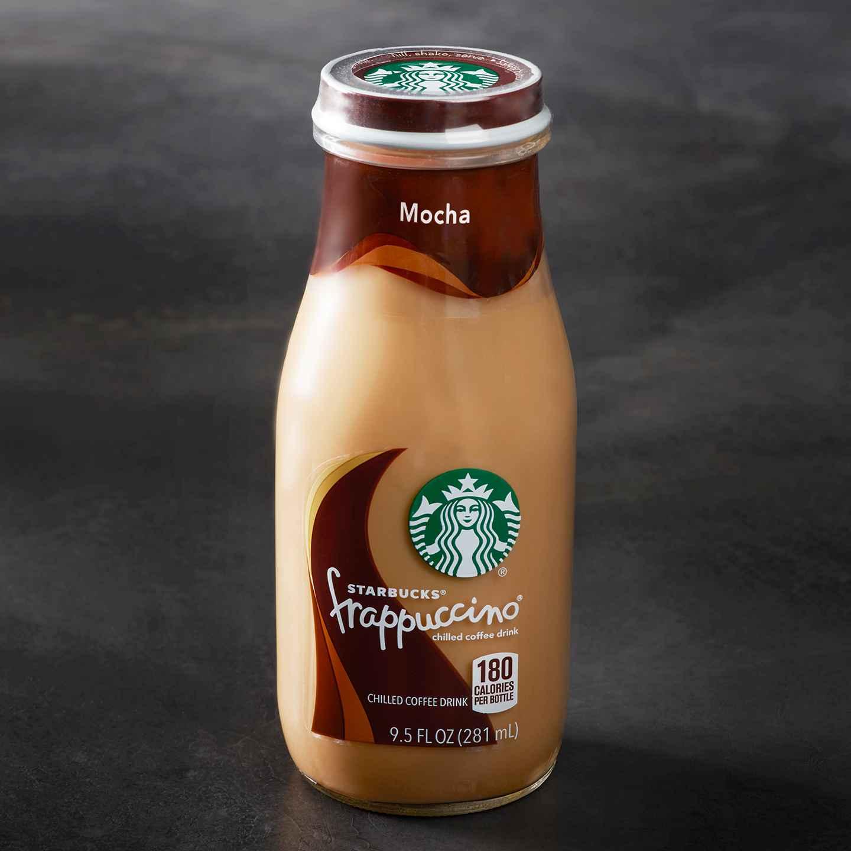 Bottled Mocha Frappuccino®: Starbucks
