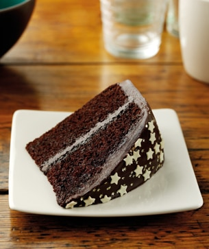 Chocolate Cake Starbucks Coffee Company