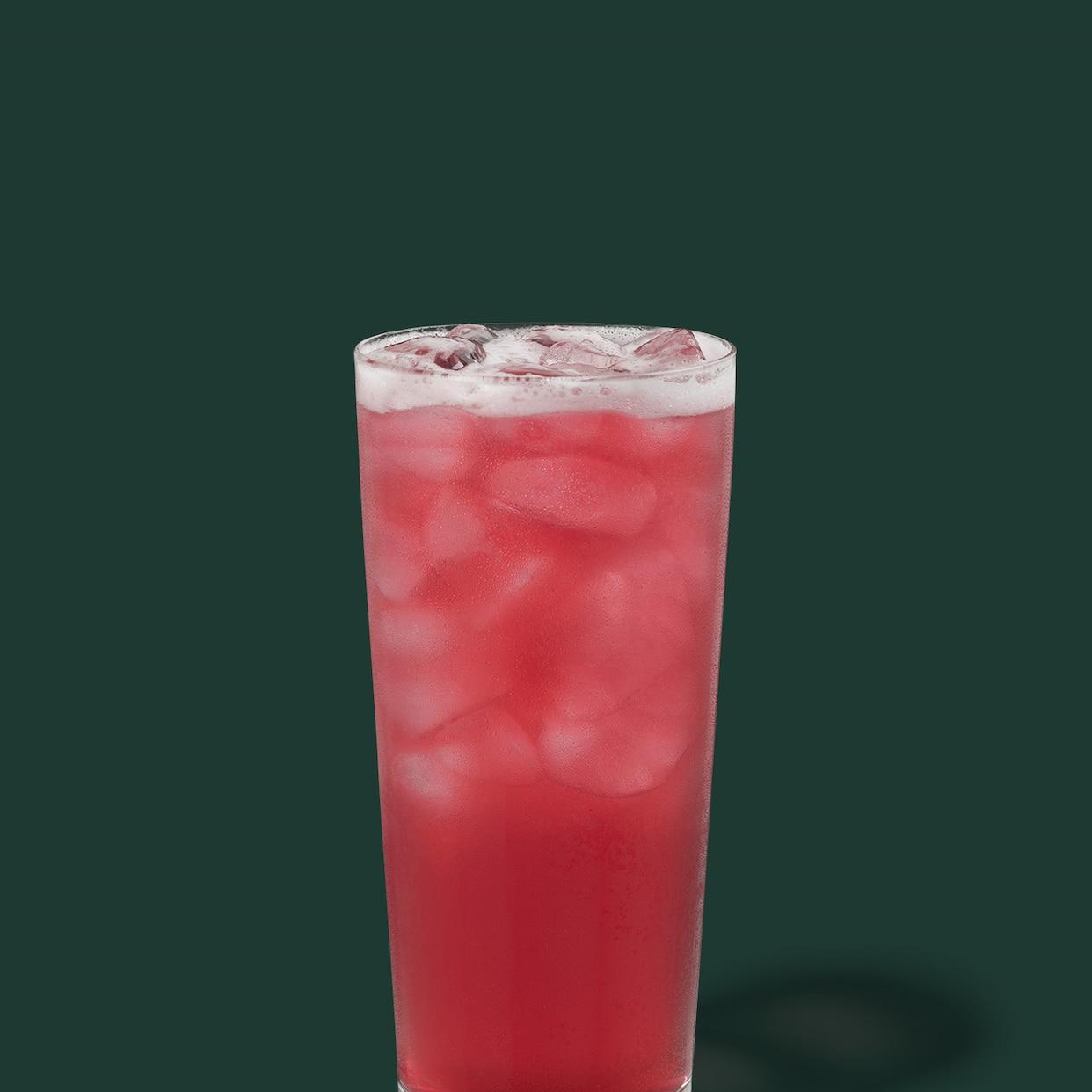 Iced Passion Tango™ Tea: Starbucks