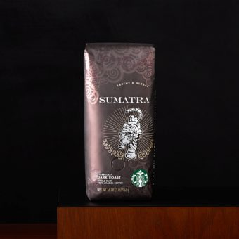 Starbucks® Sumatra, Whole Bean