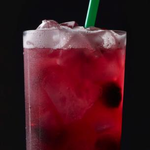 Very Berry Hibiscus Starbucks Refreshers Beverage Starbucks
