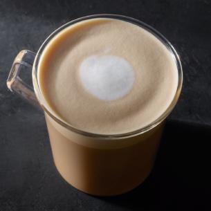 Bold Ristretto Shots Of Espresso Get The Perfect Amount Steamed Whole Milk To Create A Not Too Strong Creamy Just Right Flavor