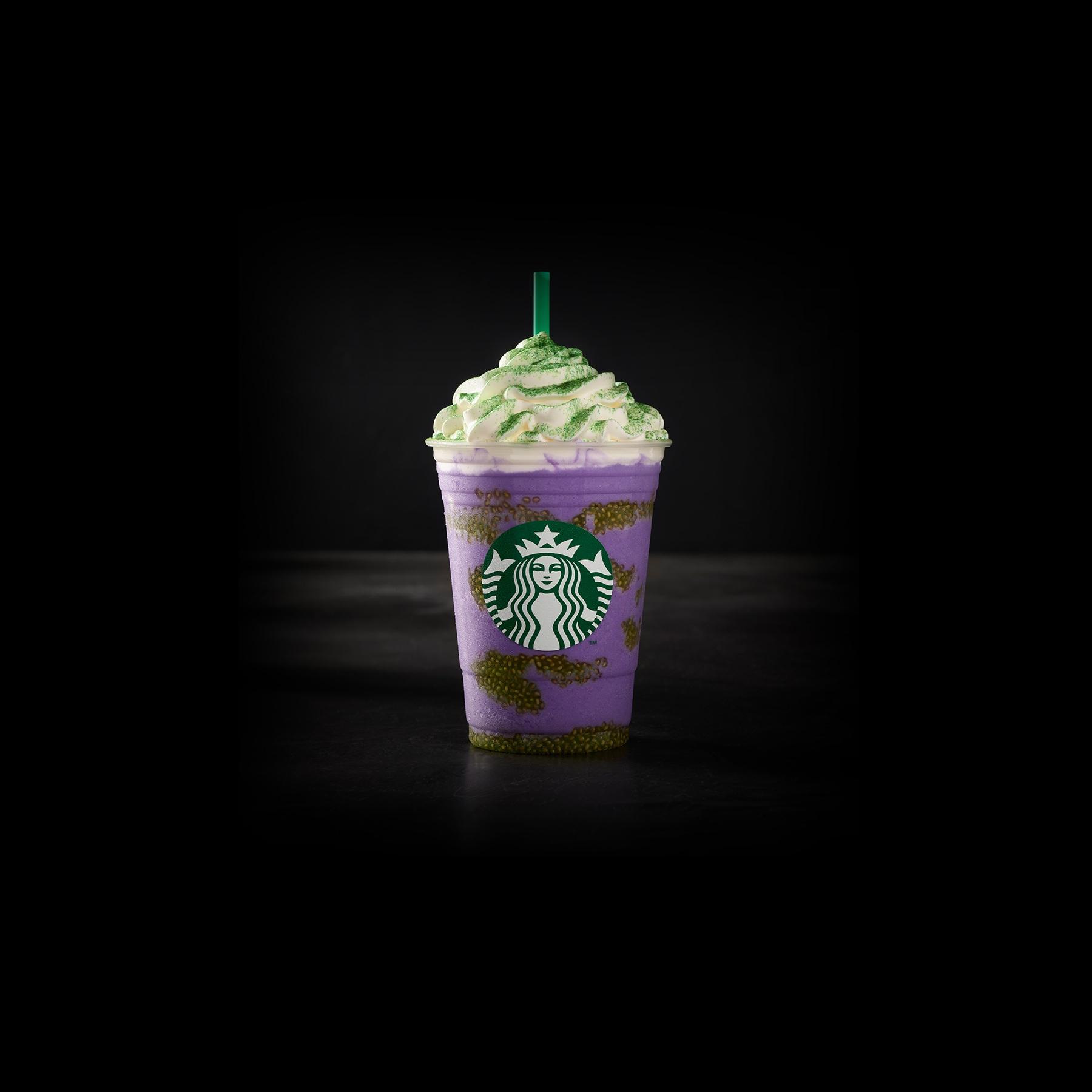 witch's brew crème frappuccino | starbucks coffee company