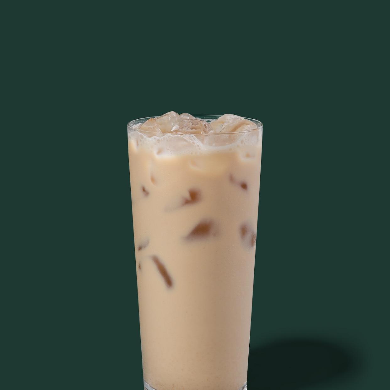 Iced Chai Tea Latte: Starbucks Coffee