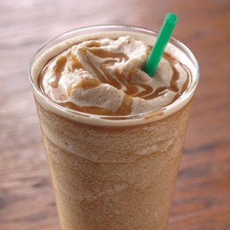 Mini Caramel Light Frappuccino®