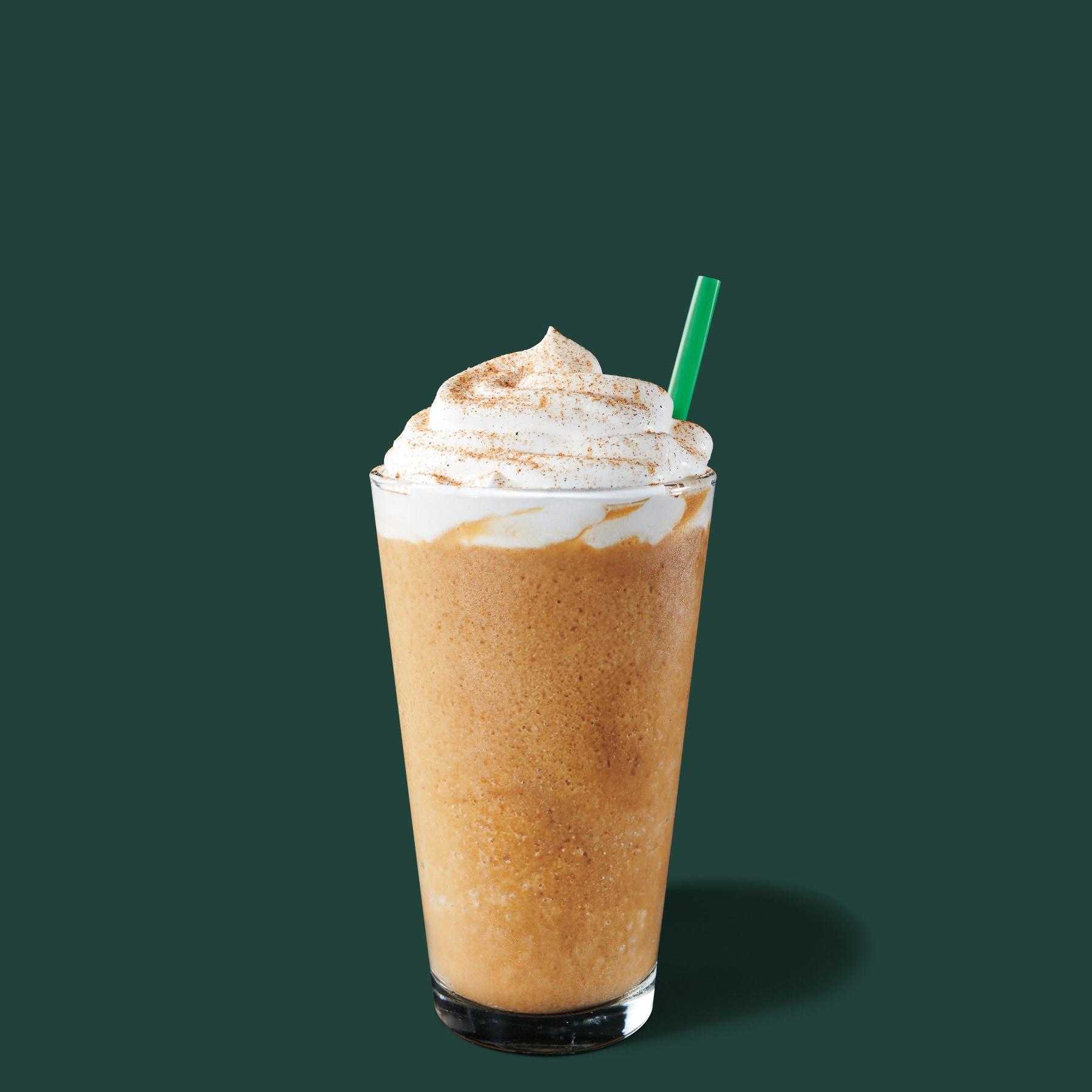 Pumpkin Spice Frappuccino® Blended Beverage | Starbucks