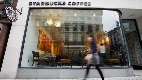 Conduit Street Store Starbucks Coffee Company