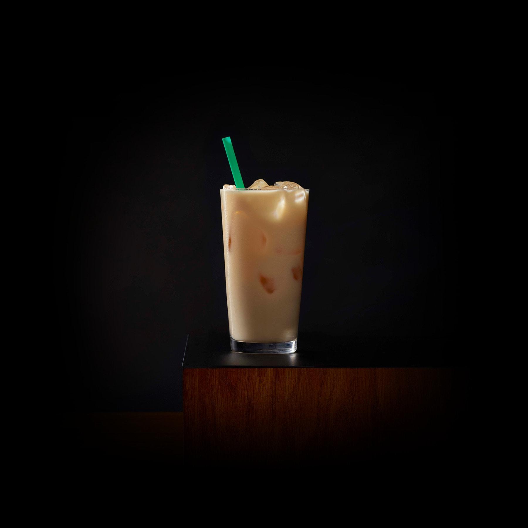 Iced Teavana® London Fog Tea Latte