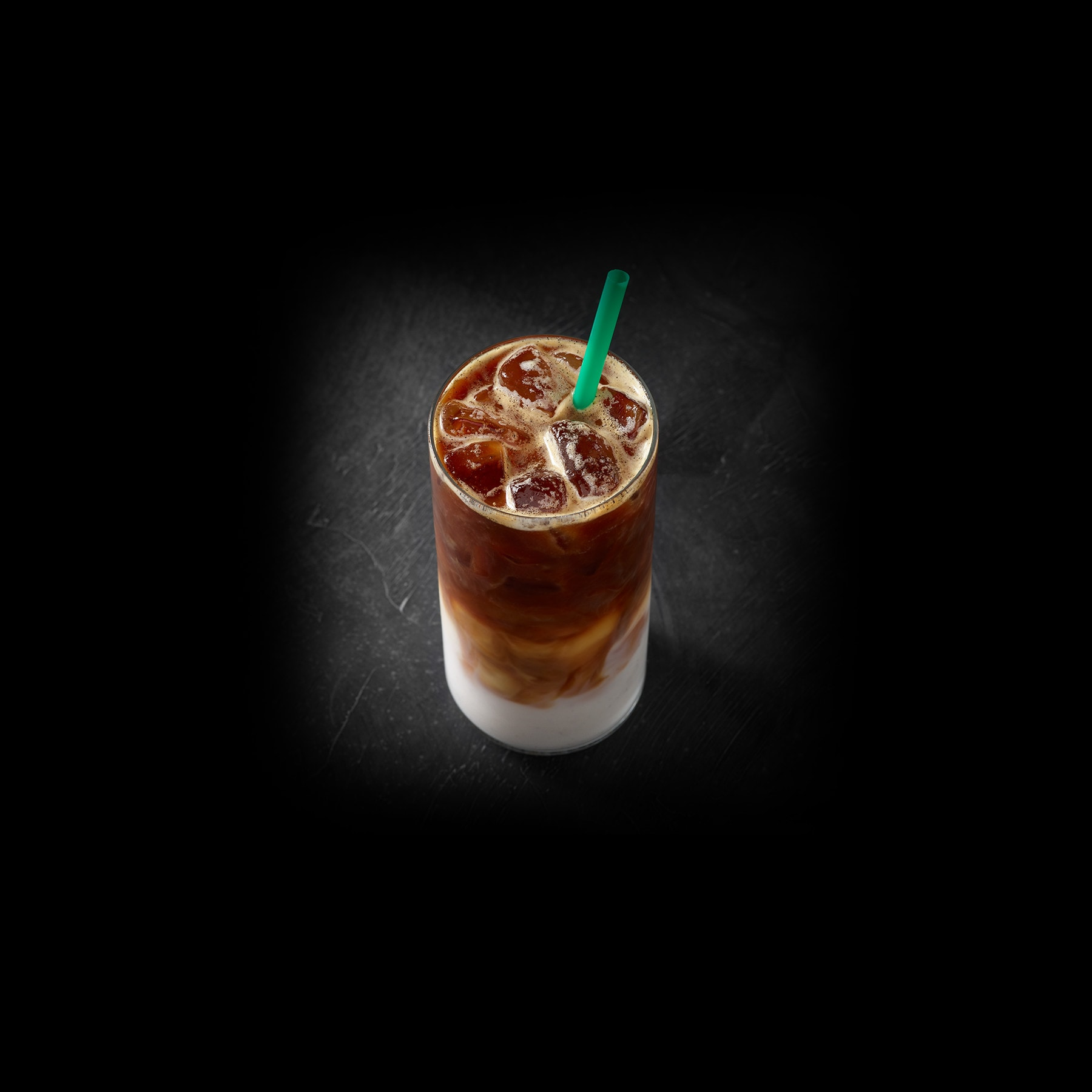 Iced Starbucks® Blonde Vanilla Bean Coconutmilk Latte