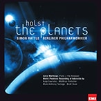 Holst: 'Jupiter' from 'The Planets': Sir Simon Rattle