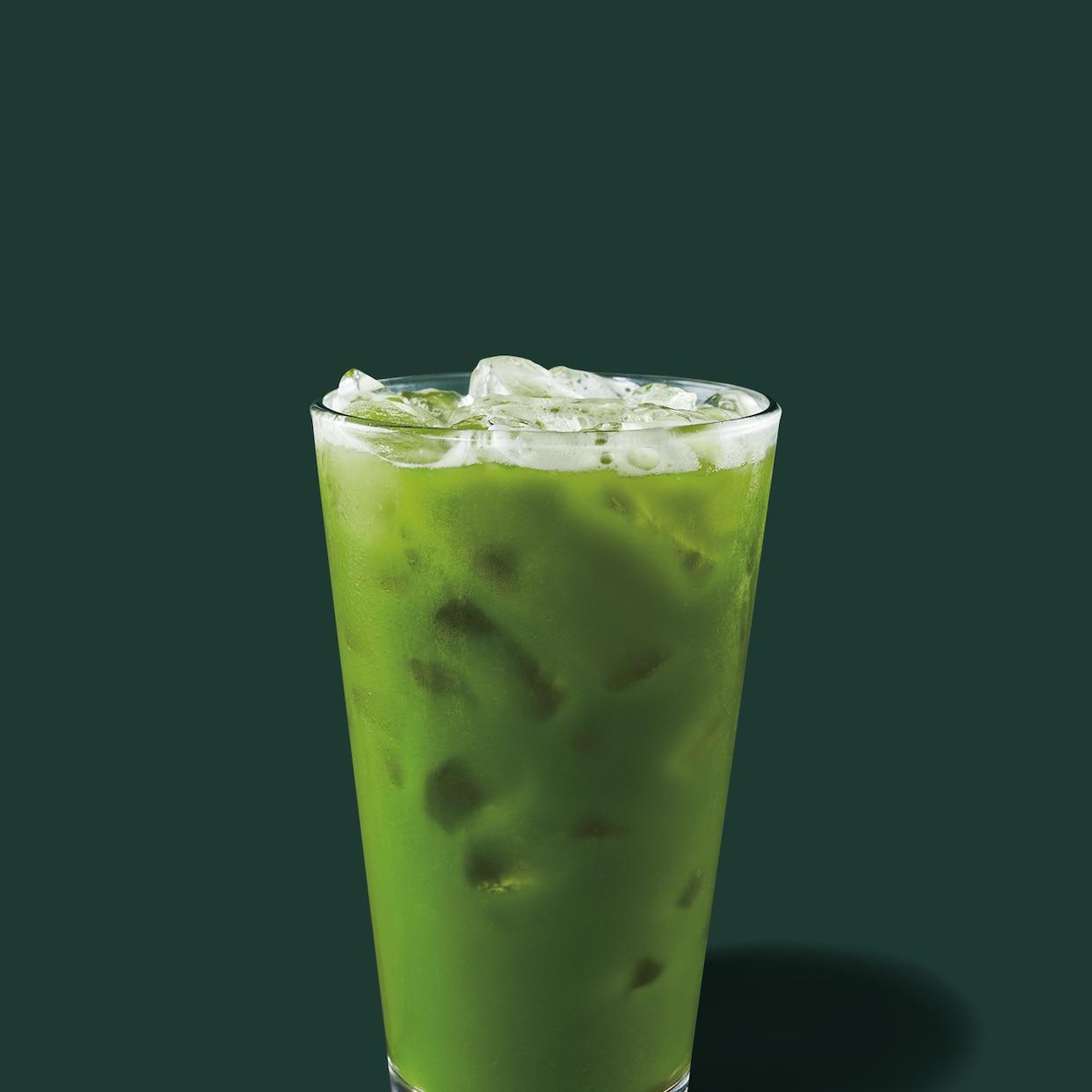 Matcha Lemonade: Starbucks Coffee Company