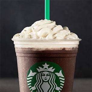 Dark Mocha Frappuccino 174 Blended Beverage Starbucks
