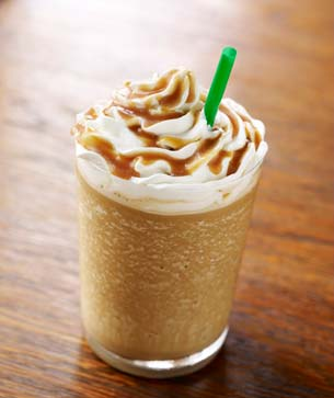 Caramel Frappuccino® Blended Coffee
