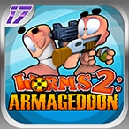 Worms 2 Armaggedon: App