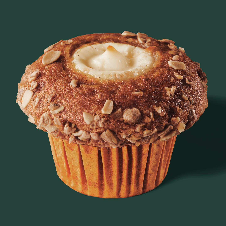 Pumpkin Cream Cheese Muffin Starbucks Coffee Company