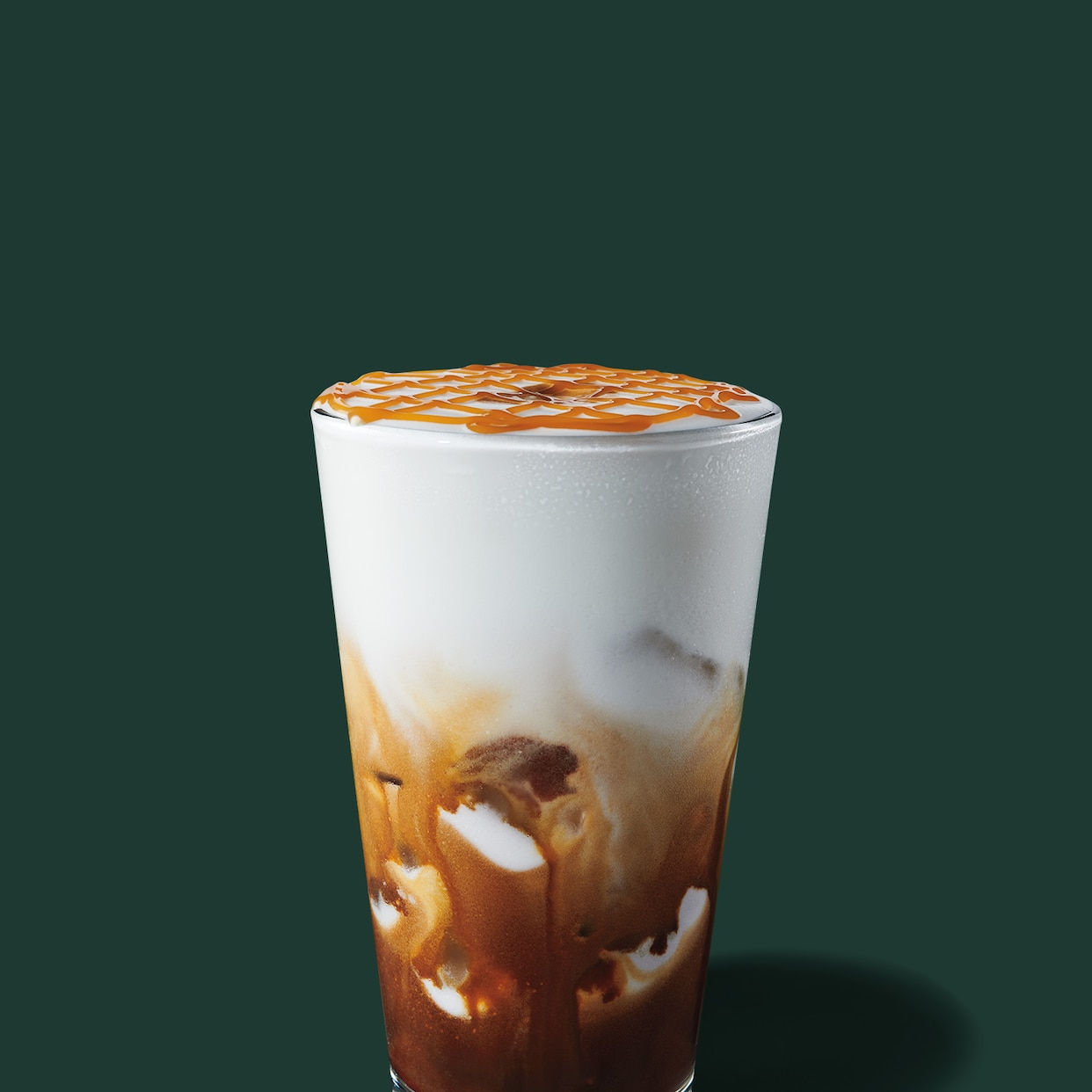 Iced Caramel Cloud Macchiato Contains Eggs Starbucks Coffee Company