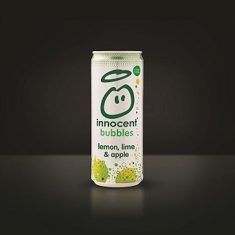 Innocent Bubbles Lemon, Lime & Apple
