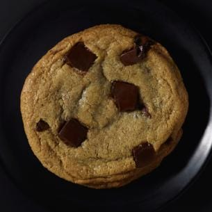 Coffe Chocolate Chip Cookies