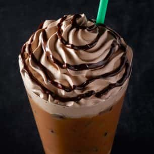 Starbucks Molten Chocolate Frappuccino Calories