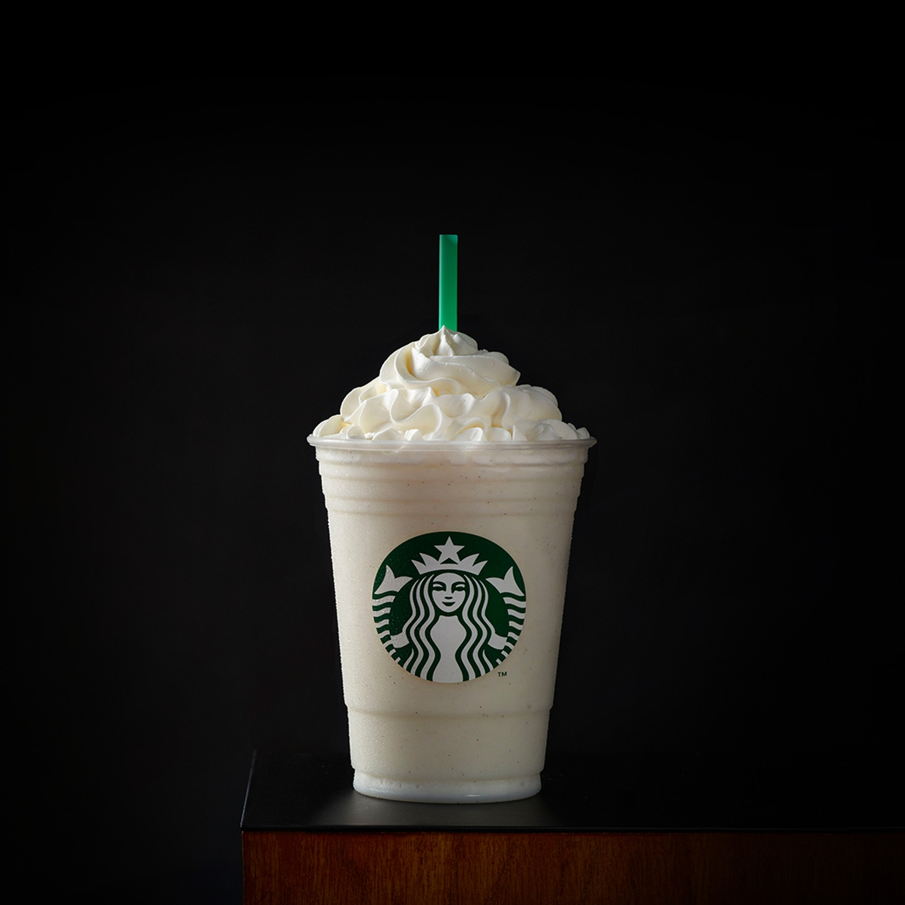 Start With The Vanilla Bean Creme FrappuccinoR Add Hazelnut Syrup Blend Together And Finish Whipped Cream A Sip Of Cake Flavor In Every Bite