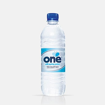 ONE Water 500ml Still
