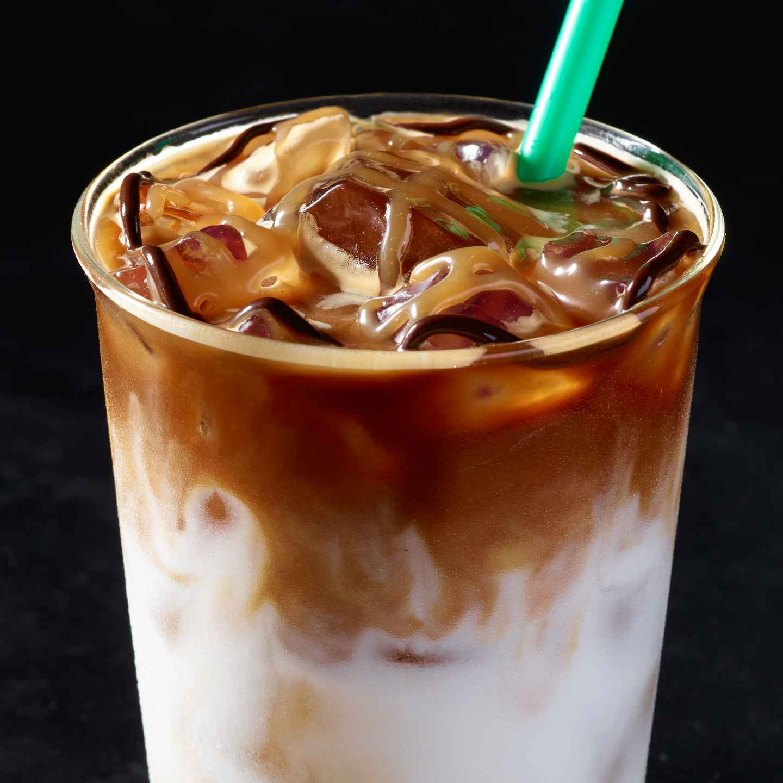 Iced Coconutmilk Mocha Macchiato Starbucks Coffee Company