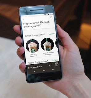 Starbucks® app for Android™