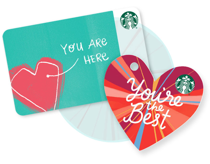 Starbucks card gift ideas made for you starbucks coffee company starbucks gift card negle Gallery