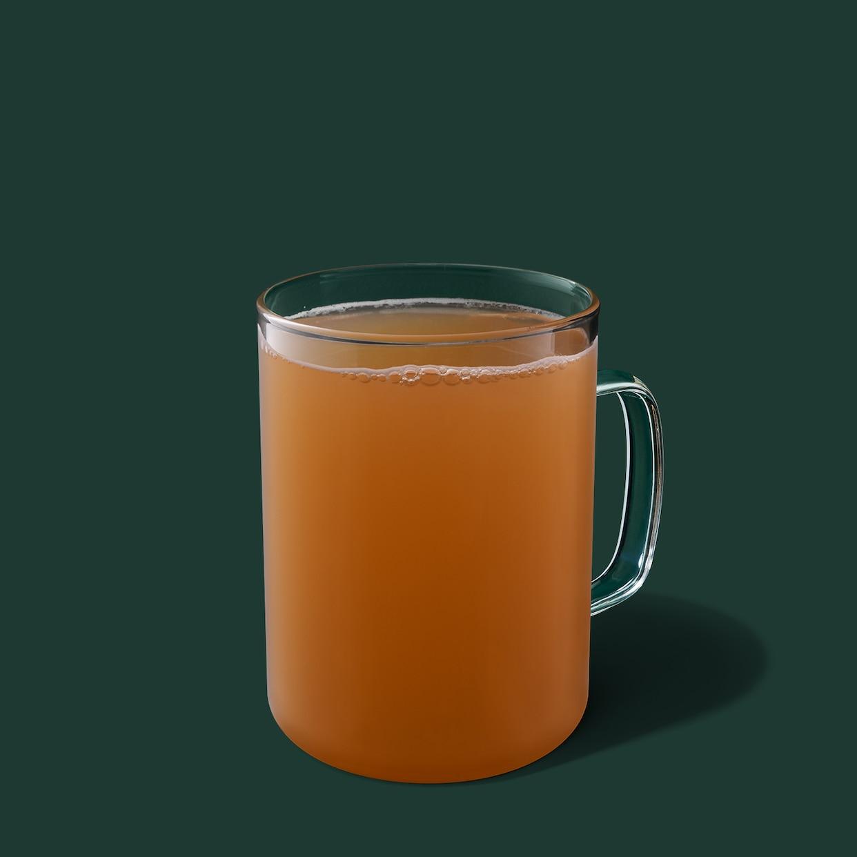 Honey Citrus Mint Tea: Starbucks Coffee