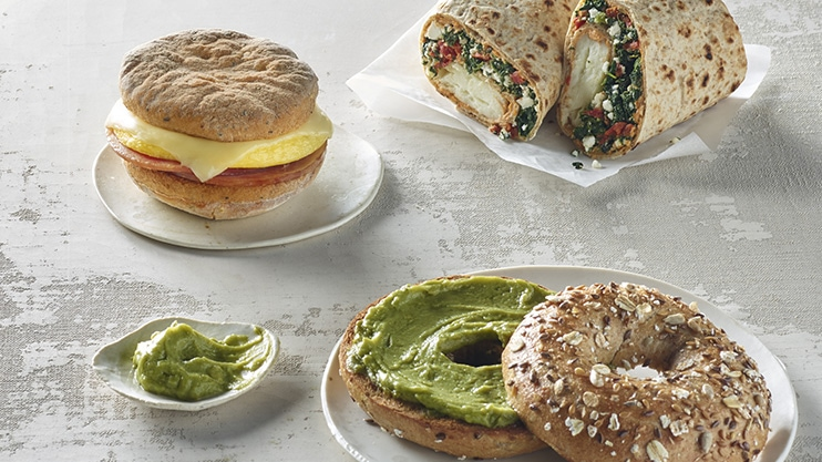 Starbucks Menu  Quick Breakfast Ideas  Starbucks Coffee Company