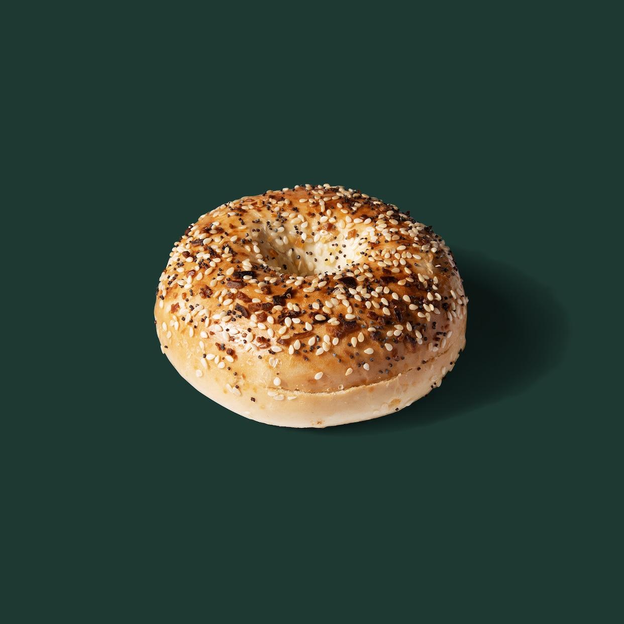 Everything Bagel Starbucks Coffee Company