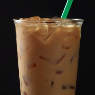 Iced Caffè Latte | Starbucks Coffee Company