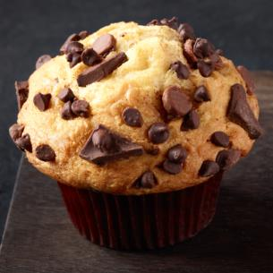 Chocolate Chip Muffin Starbucks Calories