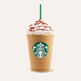 Caramelised Pecan Coffee Frappuccino®