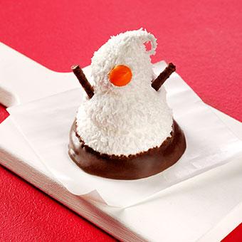 Mallow Top - Snowman