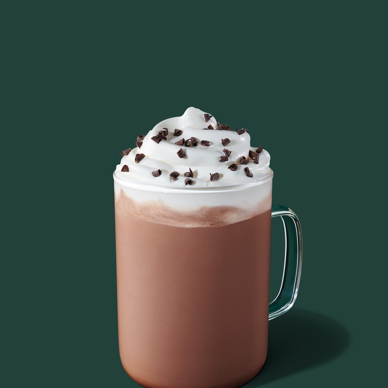Peppermint Hot Chocolate Starbucks Coffee Company