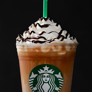 Chocolate Chip Frappuccino Calories