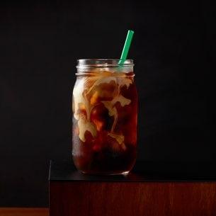 Starbucks vanilla sweet cream recipe