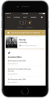 Starbucks App For IPhone Starbucks Coffee Company - Software to create invoices free download starbucks online store