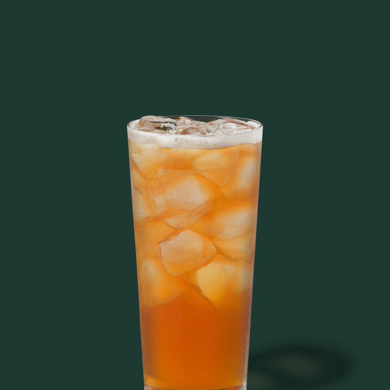 Iced Black Tea: Starbucks Coffee Company