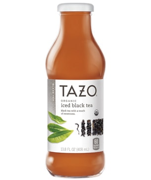 Tazo® Bottled Organic Iced Black Tea