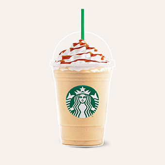 Caramelised Pecan Cream Frappuccino®