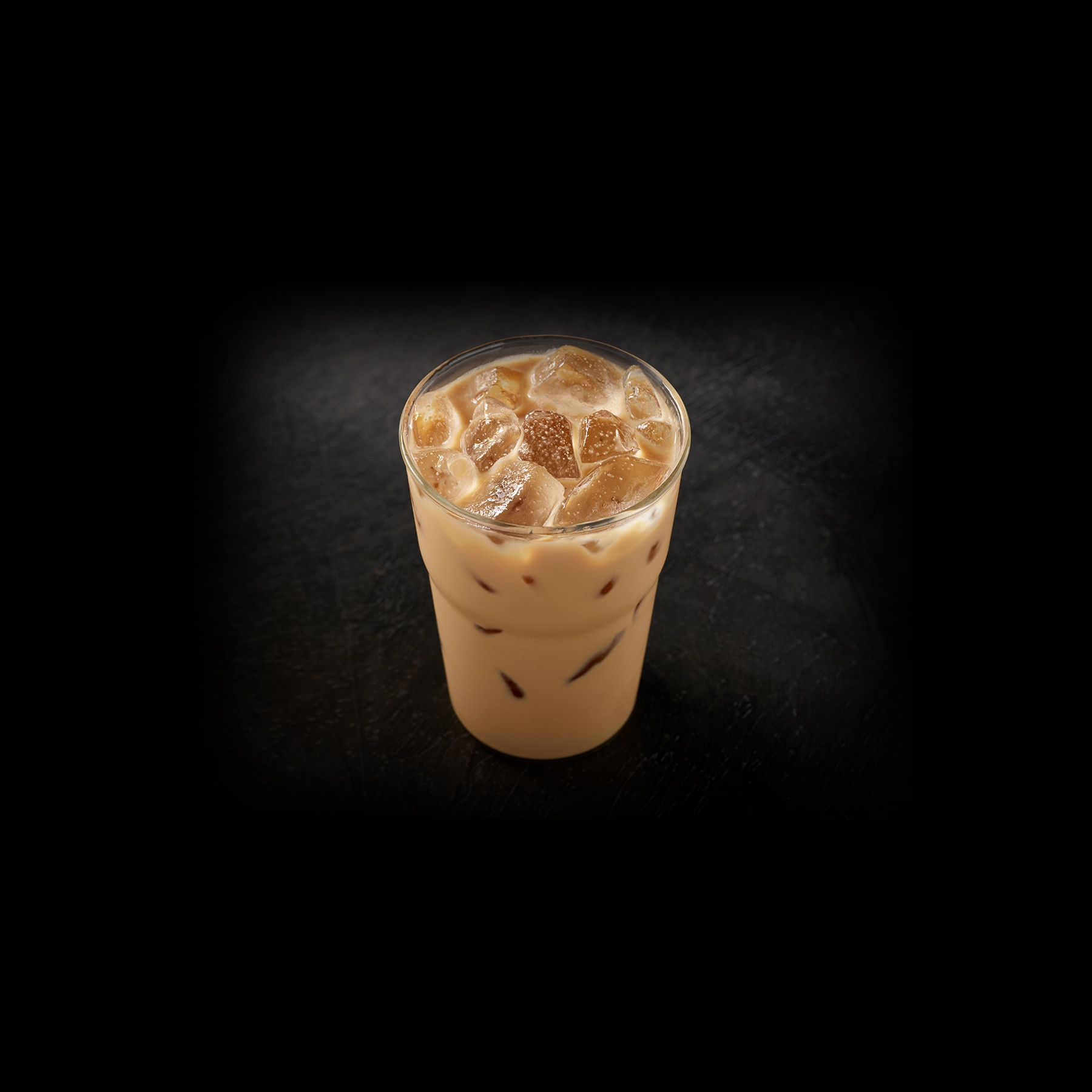 Iced Starbucks Blonde® Juniper Latte