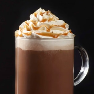 Starbucks Menu Nutrition Hot Chocolate