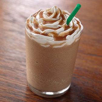 Mini Caramel Frappuccino®