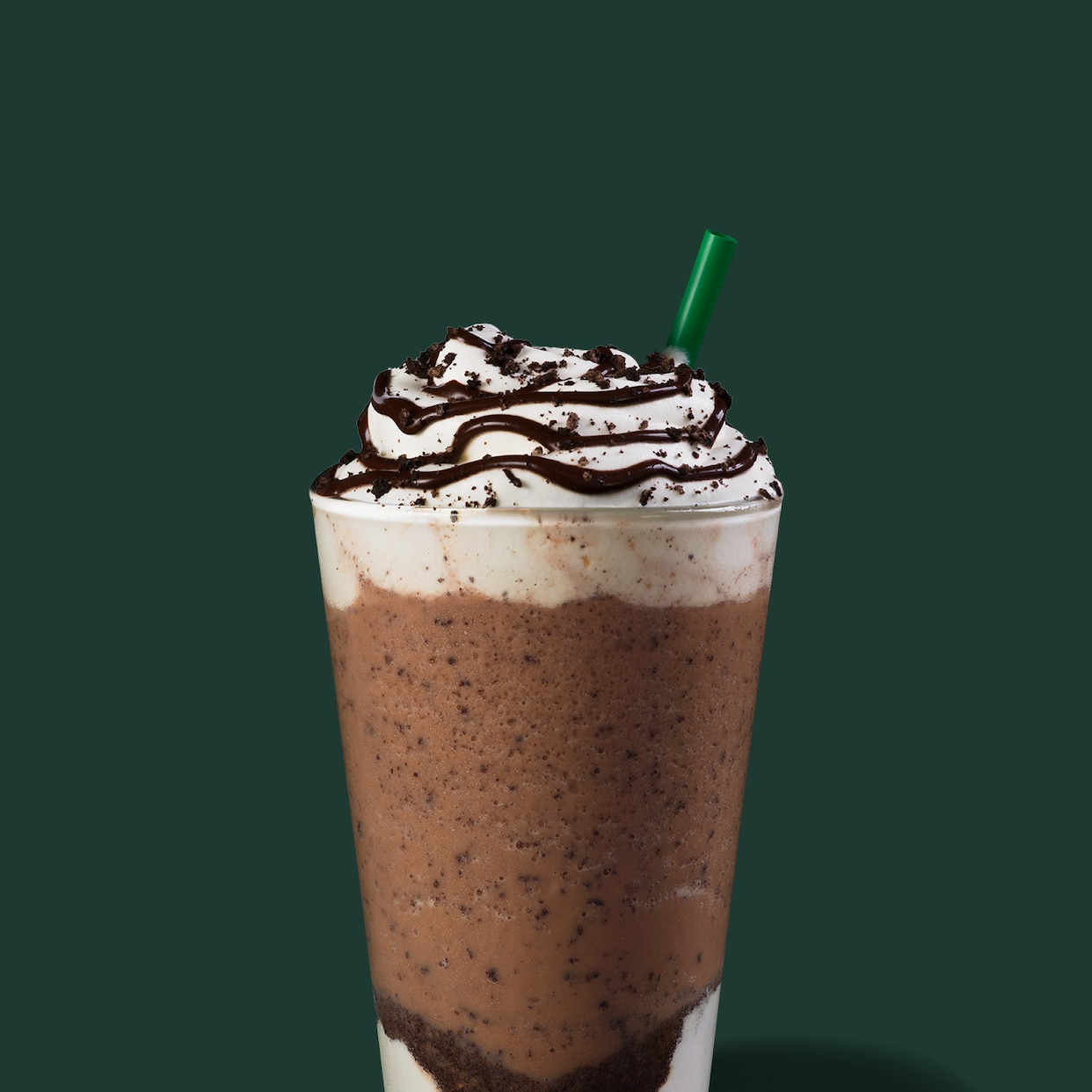 Mocha Cookie Crumble Frappuccino Recipe