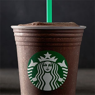 Dark Mocha Light Frappuccino® Blended Beverage Design Inspirations