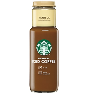Starbucks Iced Coffee Vanilla